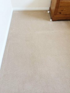 After carpet cleaning by Bonne Fresh Clean