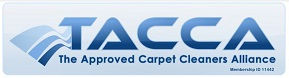 Fully approved TACCA members offering professional carpet & upholstery cleaning Bristol and South Gloucestershire